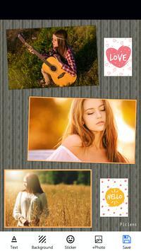 PicLens - Fotos Photo Overlap apk screenshot