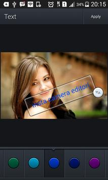 Insta Camera Editor screenshot 4
