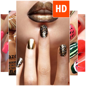 Nail Arts For Girls icon