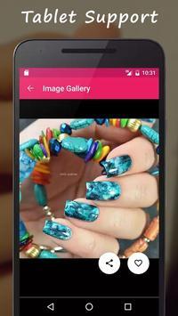 Nail Arts For Girls screenshot 1