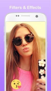 Sweet Cam Selfie - PIP Collage screenshot 1