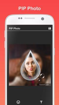 Sweet Cam Selfie - PIP Collage screenshot 3