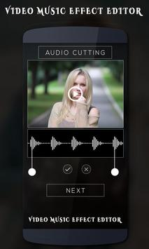 Video Music Effect Editor apk screenshot