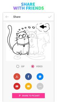 PicsArt Animator: GIF & Video poster
