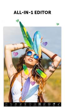 PicsArt Photo Studio: Collagemaker en foto-editor APK-screenhot