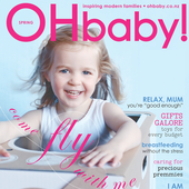 OHBaby Magazine icon