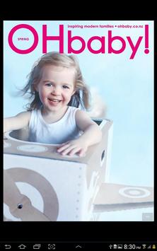 OHBaby Magazine apk screenshot