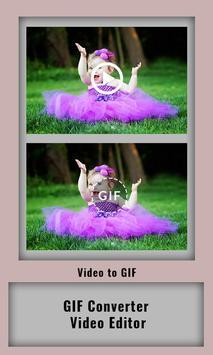 GIF Converter : Video Editor screenshot 6