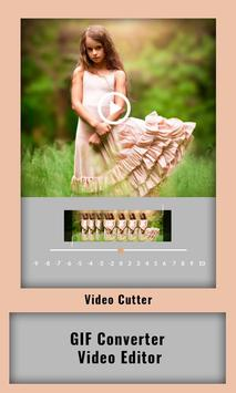 GIF Converter : Video Editor screenshot 11