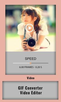 GIF Converter : Video Editor screenshot 2