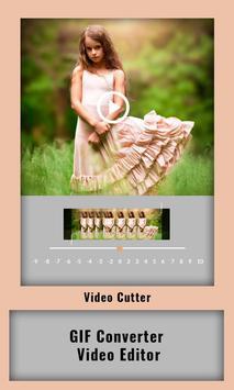 GIF Converter : Video Editor screenshot 3