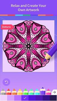 Adult Coloring Book screenshot 9