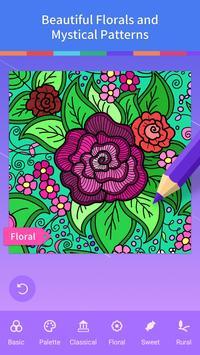 Adult Coloring Book screenshot 15