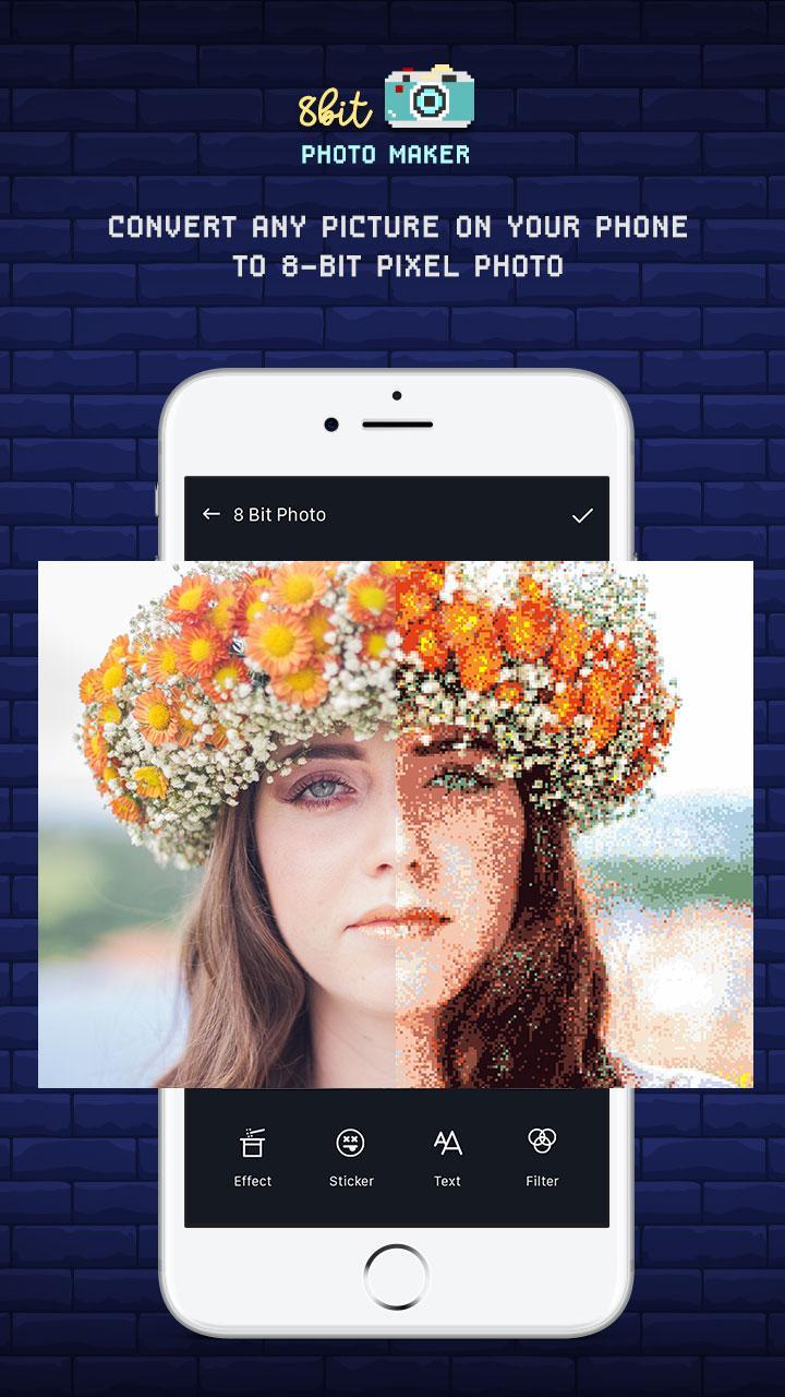 8 Bit Photo for Android - APK Download