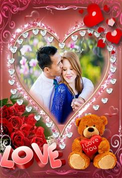 إطارات حب وغرام جميلة apk screenshot