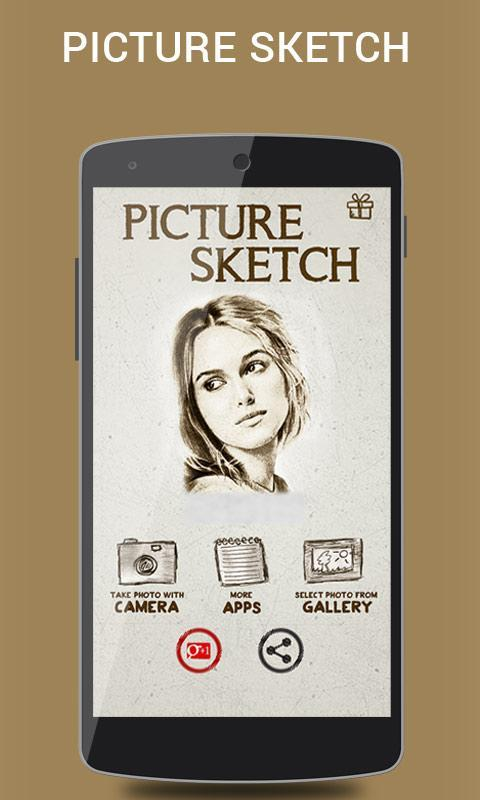 Pencil Camera Face Sketch App For Android Apk Download