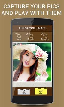 Pencil Camera Face Sketch App apk screenshot