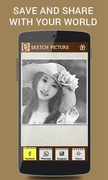 Pencil Camera Face Sketch App screenshot 2