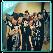 picture of korean artist BTS icon