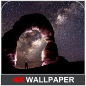 Night sky, Stars Wallpapers icon
