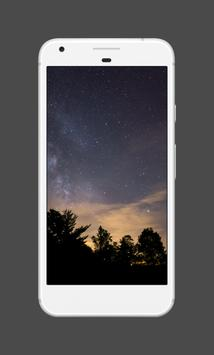 Night sky, Stars Wallpapers poster