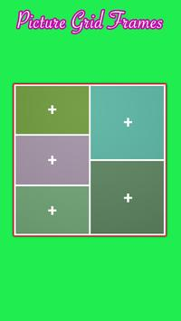 Pictures Grid Frames apk screenshot