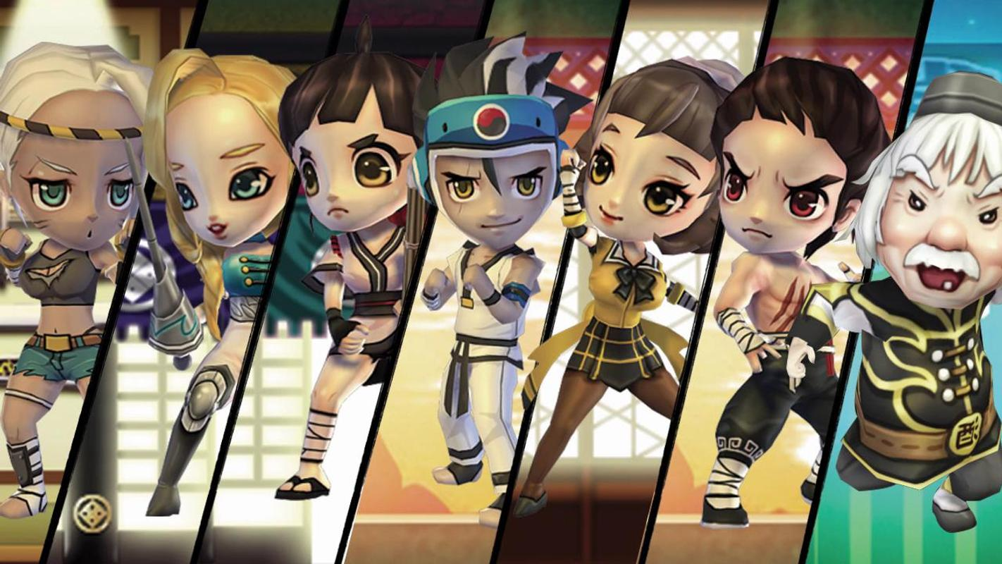 Fist of Fury apk screenshot