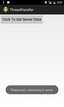 Thread Handler Hot apk screenshot