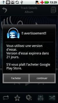 French Language - Euphony MP screenshot 2