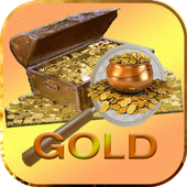 New gold detector icon