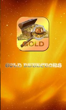 New gold detector poster