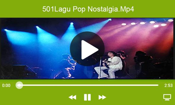 Top 501 Lagu Pop Nostalgia poster