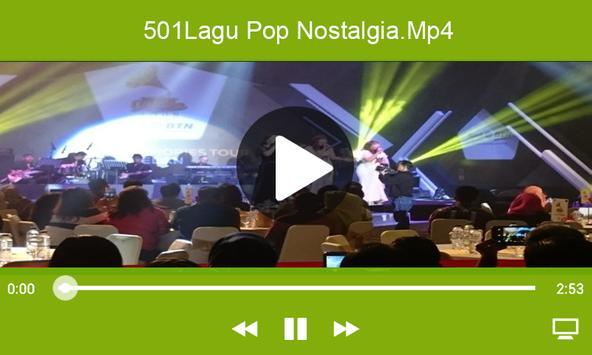Top 501 Lagu Pop Nostalgia screenshot 1