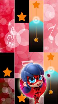 Ladybug Piano Tiles 2 screenshot 2