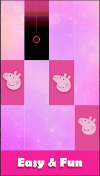 Peppa - Piano tiles 2018 screenshot 2