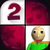 the Scary Basics in Education Learning Piano Tiles icon