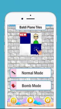 the Scary Basics in Education Learning Piano Tiles poster