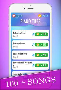 Piano Tiles Game पोस्टर