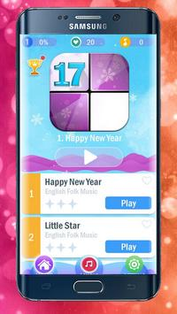 Piano Tiles 17 poster