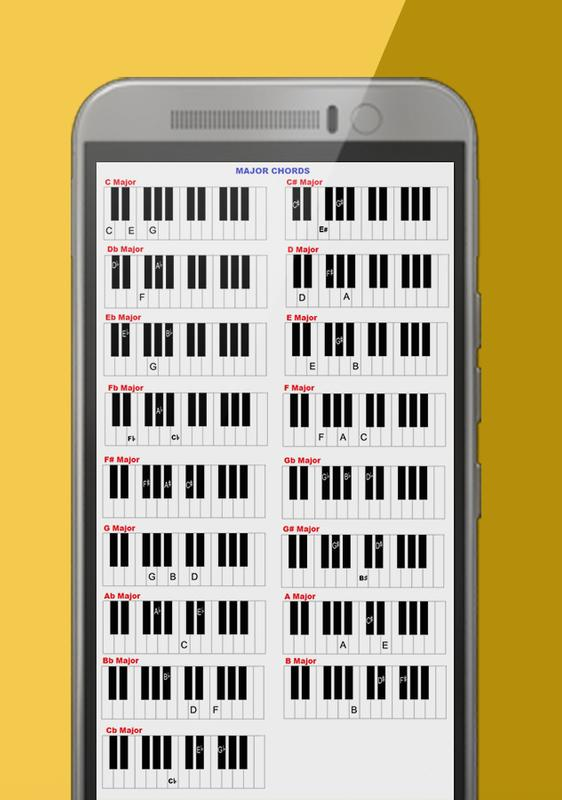 Piano Chord App For Android Apk Download