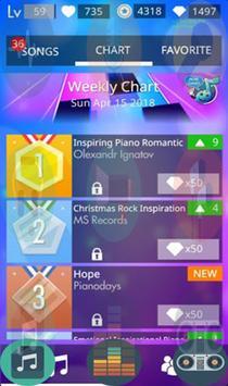 Transylvania 3 Piano Tiles screenshot 3