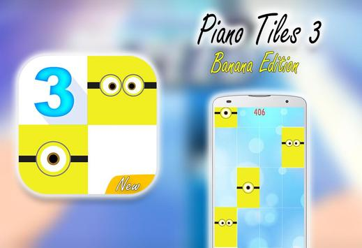 Piano Tuiles - Don't Tap Banana tiles screenshot 1