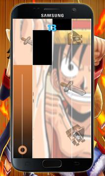 Ost One Piece Piano Game screenshot 3