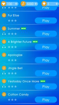 Piano tiles Games music poster