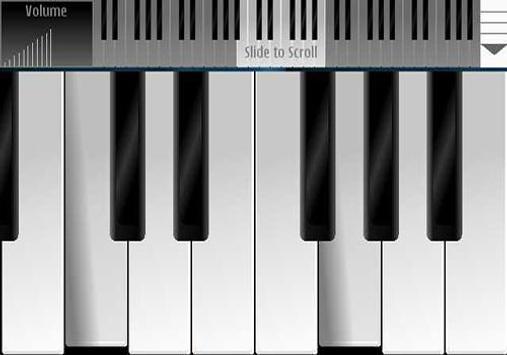 Virtual Piano Original Piano poster