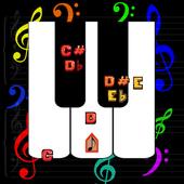 Piano Fly Along icon