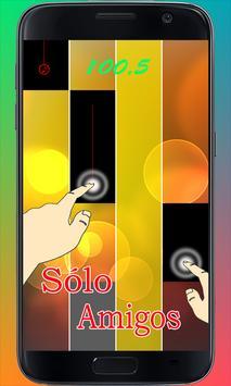 Adexe & Nau Piano Song captura de pantalla 3