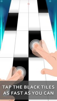 Piano Tiles 4 Free poster