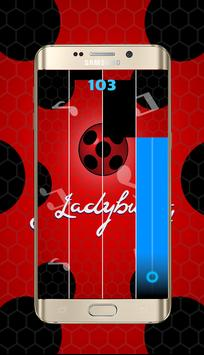 Miraculous Ladybug Piano Tiles screenshot 2