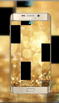 Bad Bunny Piano Tiles screenshot 2